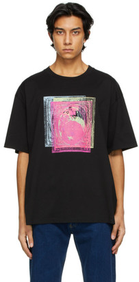 Maison Margiela Black Stamps T-Shirt