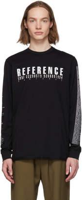 Yang Li Black Samizdat Reference Long Sleeve T-Shirt