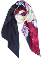 Ted Baker Women's Blushing Bouquet Scarf