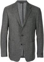 Ermenegildo Zegna fitted suit jacket