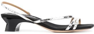 Sergio Rossi Sr. Maiko strappy sandals