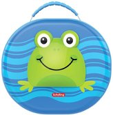 Schylling Frog Cushie Carry All