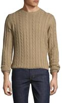 Farah Cotton Norfolk Sweater