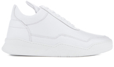Filling Pieces Men's Jasper Low Top Trainers White
