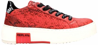 Replay Women's Sword Low-Top Sneakers