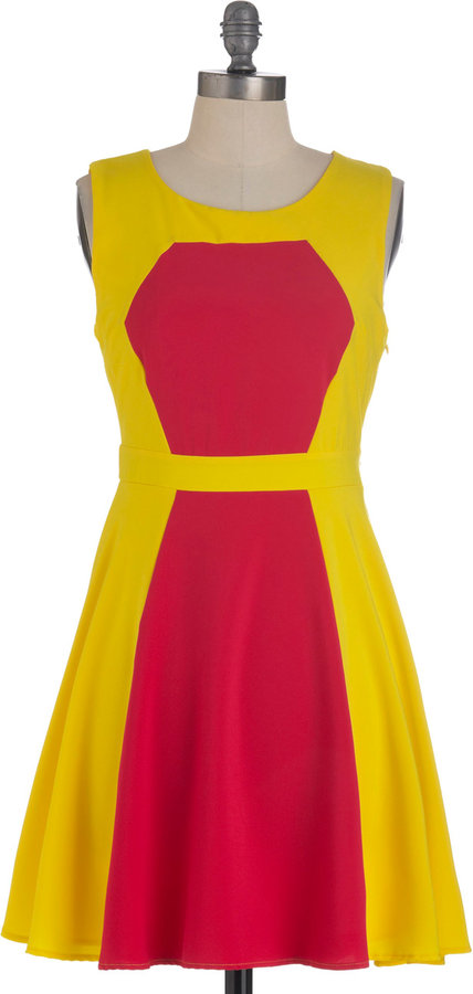 Berry Lemonade Dress