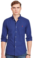 Polo Ralph Lauren Slim Fit Button-down Collar Shirt