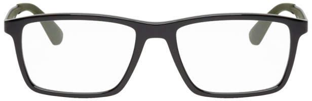 Ray-Ban Black Pillow Glasses