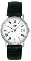 Tissot Men's Black Desire Classic White Quartz Classic Watch
