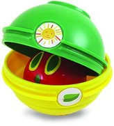 Kids Preferred World of Eric Carle, The Very Hungry Caterpillar Stacking/Nesting/Chime Ball Toy by by