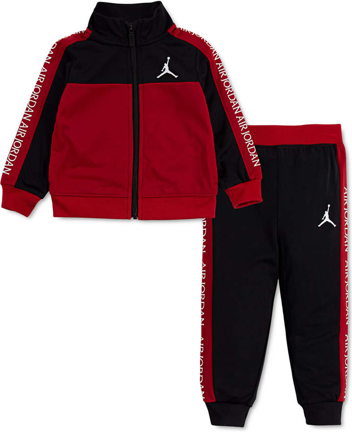 PUMA Little Boys Tricot Pant Set