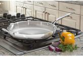 Cuisinart Chef's Classic 12 in. Open Skillet with Helper Handle in Stainless