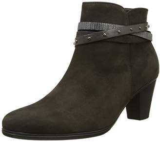 Gabor Gabor, Women's, Solero, Ankle Boots, (anthrazit KOMBI 19), 6.5 UK