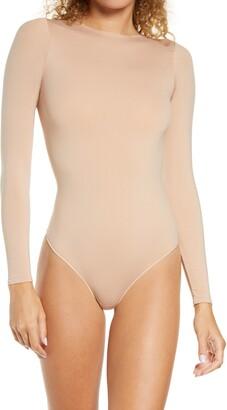 SKIMS Long Sleeve Bodysuit