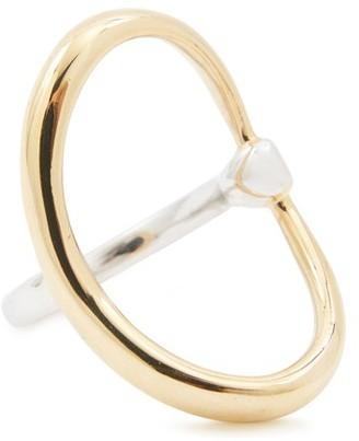 Charlotte Chesnais Turtle ring