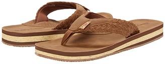 Tommy Bahama Gullcrest (Dark Tan) Men's Shoes