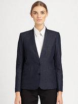 Christophe Lemaire Denim Suiting Jacket