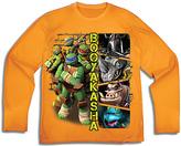 Freeze Orange TMNT 'Booyakasha' Tee - Boys