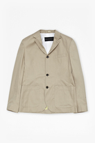 Sander Cotton Slim Jacket