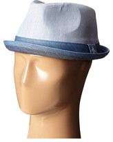 Original Penguin Color Blocked Chambray Hat