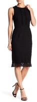 Jessica Simpson Midi Ruffle Dress