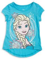 Nannette Girls 2-6x Cotton-Blend Elsa T-Shirt