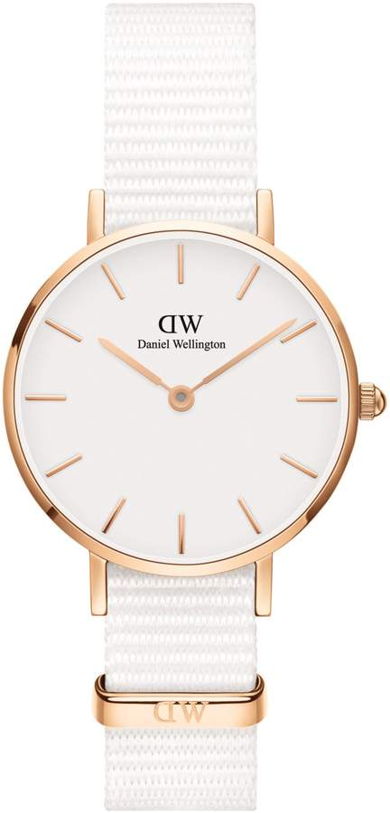 Daniel Wellington Classic Dover Rose Goldtone Stainless Steel Strap Watch