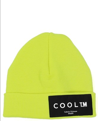 COOL T.M Yellow Beanie