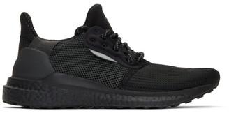 adidas x Pharrell Williams Black Solar Hu PRD Sneakers