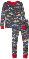 Hatley Demolition Derby PJ Set (Toddler/Little Kids/Big Kids)