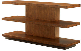 "Tommy Bahama Lagoon 60"" Sofa Table - Tawny"