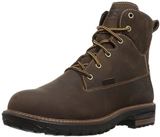 "Timberland Women's Hightower 6"" Alloy Toe Waterproof Industrial & Construction Shoe"