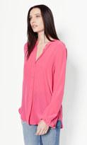 Equipment Giana Silk Shirt
