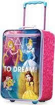 "Disney Princess 18"" Rolling Suitcase by American Tourister"