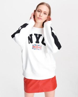 Rag & Bone Nyc sweatshirt
