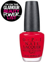 Opi OPI Big Apple Red Nail Lacquer (15ml)