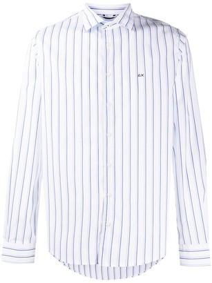 Sun 68 Pinstripe Shirt