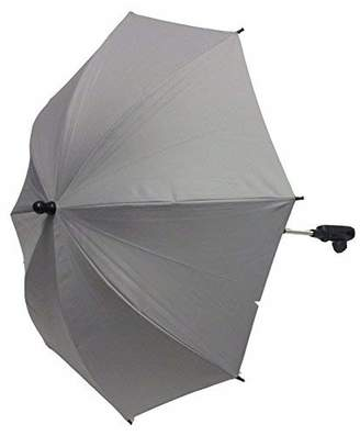 Hauck Baby Parasol Compatible with Stroller Buggy Pram Grey