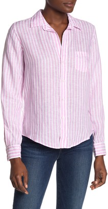 Frank And Eileen Barry Tailored Classic Long Sleeve Button-Down Shirt