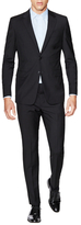 Prada Notch Lapel Wool Suit