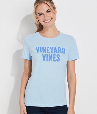 Vineyard Vines Short-Sleeve Island Tee
