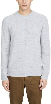 Club Monaco Cash Coverlock Crew Sweater