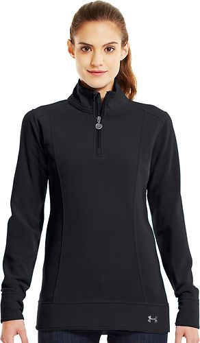 Under Armour Women's Hundo 1/4 Zip Fleece