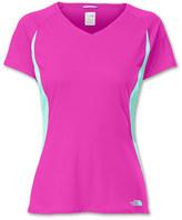 The North Face Women's Reflex V-Neck T-Shirt
