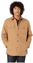 Timberland 20th Anniversary Roughcast Shirt Jacket (Dark Wheat) Men's Clothing