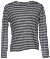 Grey Daniele Alessandrini Sweaters - Item 39748093