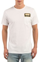 Volcom Men's Shop Graphic Pocket T-Shirt