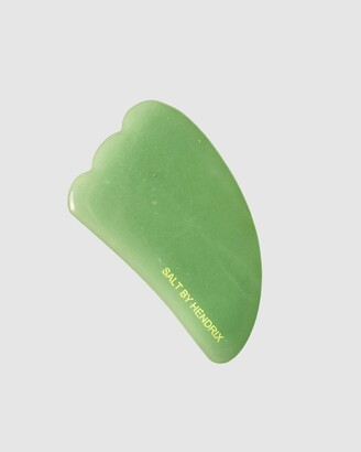 SALT BY HENDRIX Women's Green Tools - Rising Sun Gua Sha - Jade - Size One Size at The Iconic