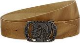 Diesel B-headd Leather Belt