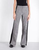Rag & Bone Adler straight high-rise stretch-wool trousers
